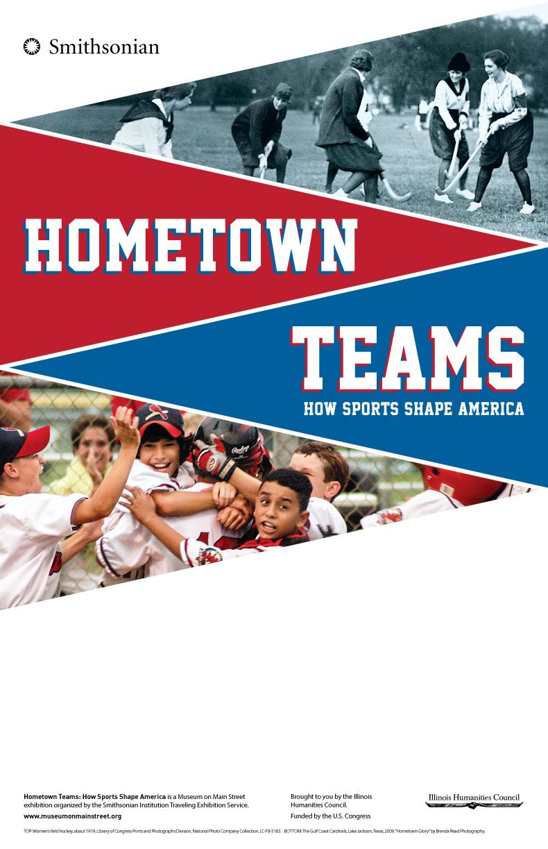Hometown Teams Exhibit