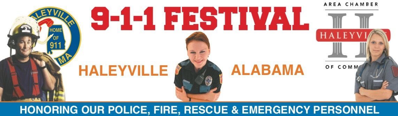 2019 Haleyville 9-1-1 Festival