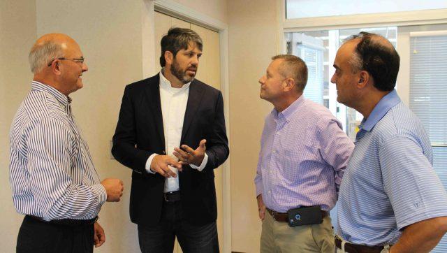 State Legislatures Attend Meeting