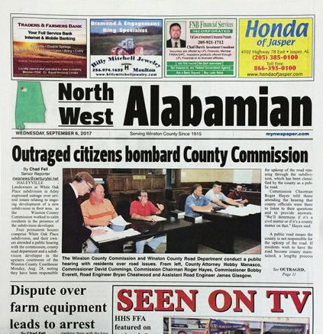 Featured Member – Northwest Alabamian