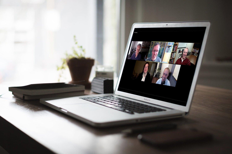 Virtual Chamber Meeting Friday, April 3rdat 11:00AM