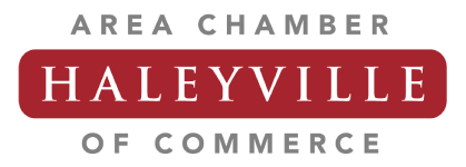Haleyville Area Chamber of Commerce Logo