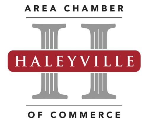 Haleyville Area Chamber of Commerce Logo